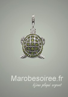 tortue charms pendentif réf 23