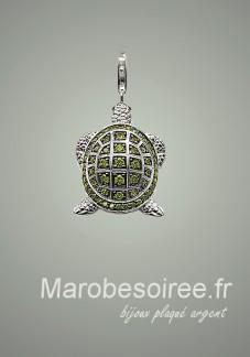 tortue charms pendentif réf 23