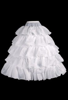 jupon pour robes de mariée princesse robes de soirée froufrou