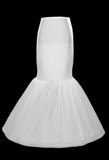 jupon pour robes de mariée robes de soirée forme sirène