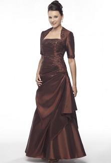 Assma - robe de soirée cérémonie robe de mariage sur mesure 6044
