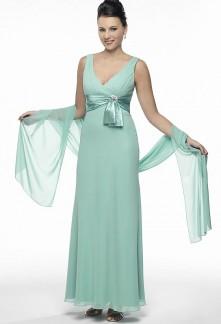 Baya - robe de soirée cérémonie robe de mariage sur mesure 6047