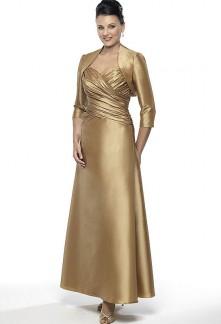 Bernadette - robe de soirée cérémonie robe de mariage sur mesure 6050