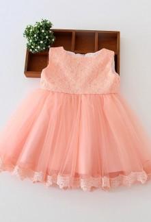 31e029854a0b9 Robe enfant pour mariage thème princesse avec nœud amovible réf  EF9002