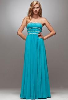 Ines - robe de soirée et cérémonie longue ref 4010