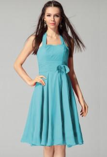 Quelle couleur chaussure avec robe bleu turquoise