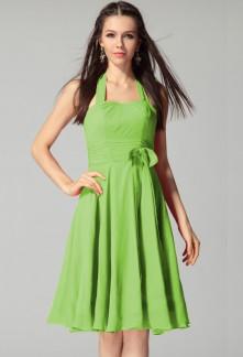 Robe verte claire