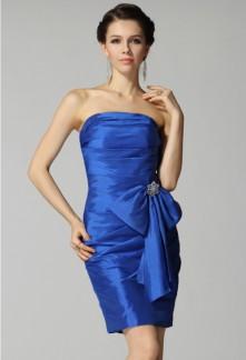 Elodie - robe de cocktail courte réf 4202