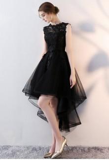 Robe De Soiree Noire Pour Cocktail L Atout Charme Des Femmes