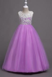 Robe de soirée pour fille princesse réf: EF569