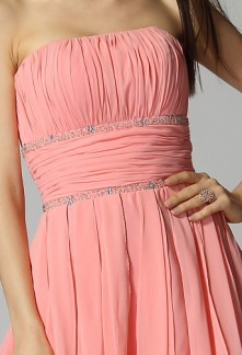Modele de robe de soiree bustier
