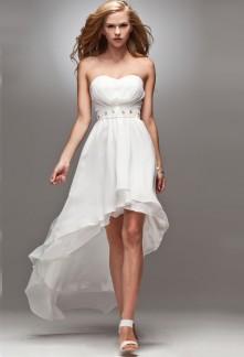 robe de soirée robe de mariage blanc s