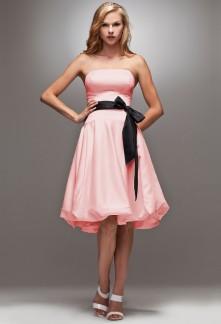 Lisa - robe de soiree cérémonie avec ceinture 4070