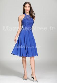 robe de soirée plis ballons 4001