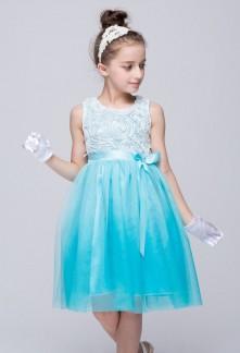 d5ad7b8f581b3 Robe de soirée fille enfant pas chère pour mariage
