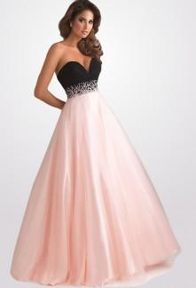 ازياء للحفلات robe-de-soiree-rose-