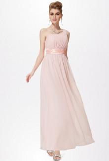 robe pour mariage rose poudre la mode des robes de france. Black Bedroom Furniture Sets. Home Design Ideas