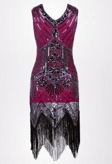 0aaefe66f7c Robes de fête vintage charleston pour toutes les occasions ...