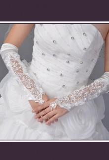 Gants de mariée fantastiques pour mariage