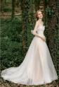 Robe de mariée bohème manches Réf RM2137- Sur demande