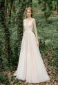 Robe de mariée bohème dos nu Réf RM2136 - Sur demande