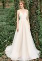 Robe de mariée à coupe évasée Réf RM2139