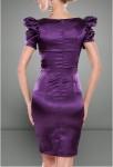 Lana - robe de soirée cérémonie robe de mariage sur mesure 5803