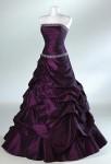 Célia - robe de soirée cérémonie robe de mariage sur mesure 5956