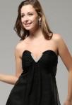 énora  - robe de soirée longueur asymétrique sur mesure réf 9643