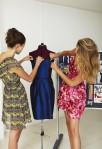 Personnaliser la robe de soirée