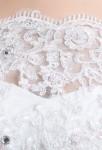 Robe de mariée en dentelle - Zoom