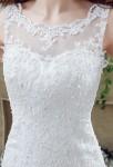 Robe de mariée - zoom bustier