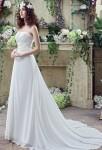 Robe de mariée sobre et élégante