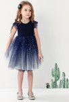 Robe enfant en coton confortable