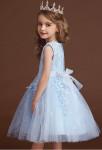 Robe enfant courte pour mariage