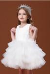 Petite robe courte princesse