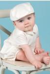 Tenue baptême pour bébé garçon