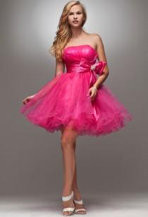 Selena - Robe de soirée style américain réf 4009