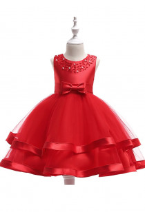 Robe soirée enfant princesse réf EF5017